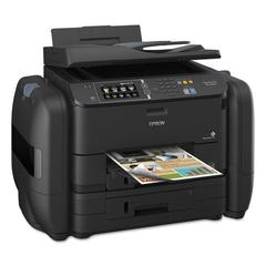 WorkForce Pro WF-R4640 EcoTank Wi-Fi All-in-One Printer, Copy/Fax/Print/Scan