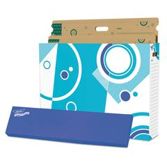 File 'n Save System Chart Storage Box, 30-3/4 x 23 x 6-1/2, Bright Stars Design