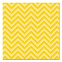 "Fadeless Designs Bulletin Board Paper, Chic Chevron Yellow, 48"" x 50 ft."