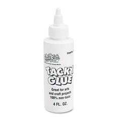 Chenille Kraft Kraft Tacky Glue, 4 oz, Liquid