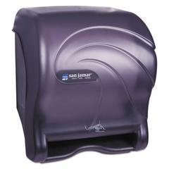 Oceans Smart Essence Electronic Towel Dispenser,14.4hx11.8wx9.1d, Black, Plastic
