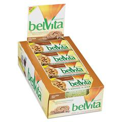 belVita Breakfast Biscuits, 1.76 oz Pack, Golden Oat, 64/Carton