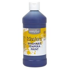 Little Masters Washable Tempera Paint, Violet, 16 oz