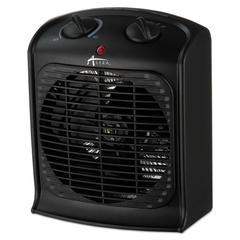 """Heater Fan, 8 1/4""""w x 4 3/4""""d x 9 3/4""""h, Black"""