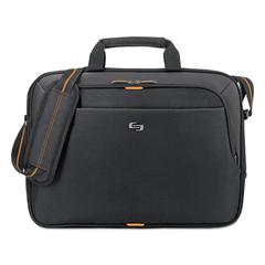 "Urban Slim Brief, 15.6"", 16 1/2"" x 2"" x 11 3/4"", Black"