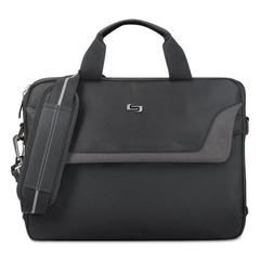"Pro Slim Brief, 14.1"", 14"" x 1 1/2"" x 10 1/2"", Black"