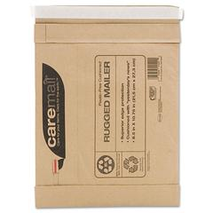 Caremail Caremail Rugged Padded Mailer, Side Seam, 8 1/2 x 10 3/4, Light Brown, 25/Carton