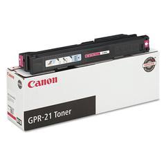 0260B001AA (GPR-21) Toner, Magenta
