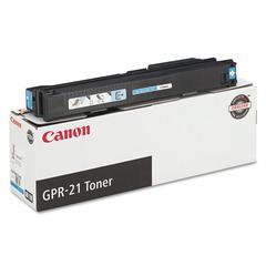 0261B001AA (GPR-21) Toner, Cyan