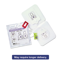 ZOLL Pedi-padz II Defibrillator Pads, Children Up to 8 Years Old, 2-Year Shelf Life