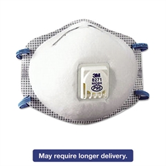 Particulate Respirator 8271, P95, 10/Box