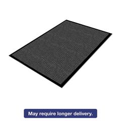 Platinum Series Indoor Wiper Mat, Nylon/Polypropylene, 36 x 120, Charcoal