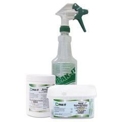 Neutral Disinfectant Surface Cleaner, Marine Scent, 100 s/Tub, 8 Tubs/CT