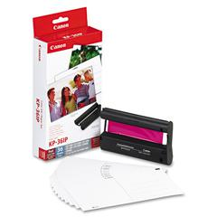 7737A001 (KP-36IP) Color Ink & Paper Set, Tri-Color