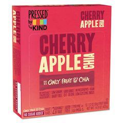 Pressed by KIND Bars, Cherry Apple Chia, 1.2 oz Bar, 12/Box