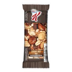 Special K Chewy Nut Bars, Chocolate Almond, 1.16 oz Bar, 6/Box