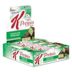 Special K Protein Meal Bars, Chocolatey Mint, 1.59 oz Bar, 8/Box