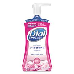 Antibacterial Foaming Hand Wash, Silk & Magnolia, 7.5 oz Pump Bottle