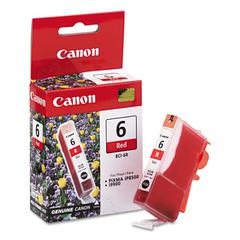 Canon BCI6R (BCI-6) Ink, Red