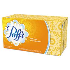 White Facial Tissue, 2-Ply, 180 Sheets, 24/Carton