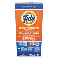 Laundry Detergent Powder, 5.7 oz, 14/Carton