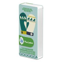 "Plus Lotion Facial Tissue, White, 1-Ply, 8 1/5"" x 8 2/5"", 10/Pack, 96/Carton"