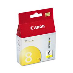 Canon CLI8Y (CLI-8) Ink, Yellow