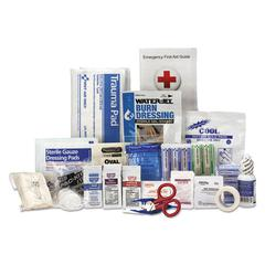 25 Person ANSI A+ First Aid Kit Refill, 141 Pieces
