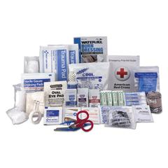 50 Person ANSI A+ First Aid Kit Refill, 183 Pieces