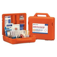 ANSI Class A+ First Aid Kit for 50 People, Weatherproof, 215 Pieces