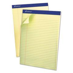 Pastels Pads, 8 1/2 x 11 3/4, Canary, 50 Sheets, Dozen
