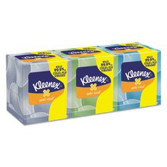 Boutique Anti-Viral Facial Tissue, 3Ply, Pop-Up Box