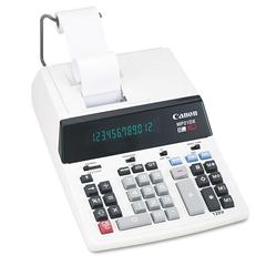 MP21DX 12-Digit Ribbon Printing Calculator, Black/Red Print, 3.5 Lines/Sec