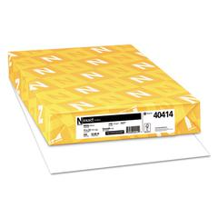 Exact Index Card Stock, 92 Bright, 110lb, 11 x 17, White, 250/Pack