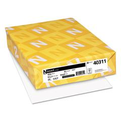Exact Index Card Stock, 94 Bright, 90lb, 8.5 x 11, White, 250/Pack