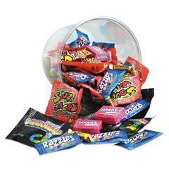 Candy Tubs, Generations Mix, Individually Wrapped, 16 oz Resealable Plastic Tub