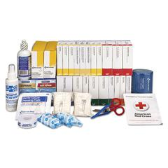 ANSI Industrial First Aid Station Refill Packs, 446 Pieces