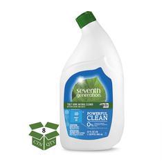 Natural Toilet Bowl Cleaner, Emerald Cypress & Fir, 32 oz Bottle, 8/Carton