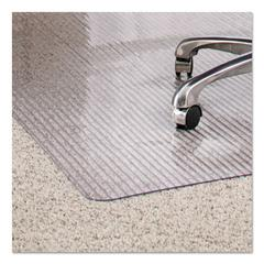 Dimensions Chair Mat for Carpet, 36 x 48, Clear