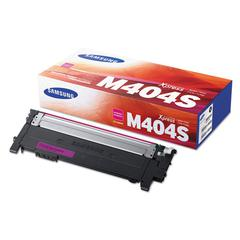 Samsung CLT-M404S/XAA Toner, 1000 Page-Yield, Magenta