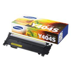 CLT-Y404S/XAA, Toner, 1000 Page-Yield, Yellow
