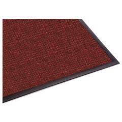 WaterGuard Indoor/Outdoor Scraper Mat, 36 x 120, Red
