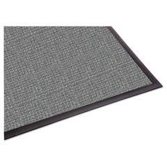 WaterGuard Indoor/Outdoor Scraper Mat, 36 x 60, Gray