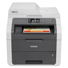 MFC-9130CW Wireless All-in-One Laser Printer, Copy/Fax/Print/Scan