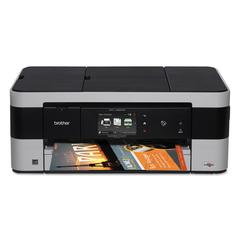 Business Smart MFC-J4620DW Multifunction Inkjet Printer, Copy/Fax/Print/Scan