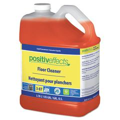 Floor Cleaner, Tangy Fruit, 1 gal Bottle, 4/Carton