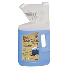 SuperCourt Cleaner Concentrate, 1 gal Bottle