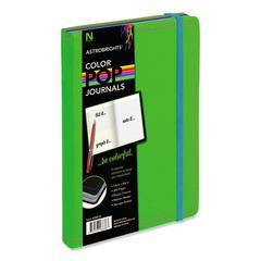 ColorPop Journal, College Ruled, 8 1/4 x 5 1/8, Green, 240 Sheets