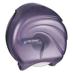 Single JBT Tissue Dispenser, Oceans, 10 1/4 x 5 5/8 x 12, Black Pearl