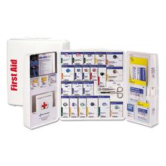 ANSI 2015 SmartCompliance First Aid Station Class A+, 50 People, 241 Pieces